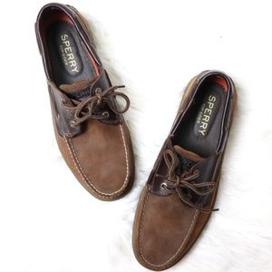 Sperry Topsider | NEW Leather Oxford Boat Shoe